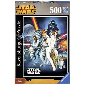 RAVENSBURGER puzzle (slagalice) - star wars IV epizoda: nova nada RA14662