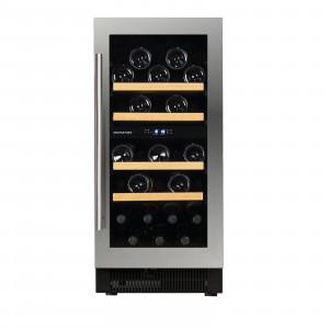DUNAVOX Podpultno ugradna vinska vitrina DAUF-32.78DSS