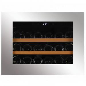 DUNAVOX Potpuno ugradna vinska vitrina DAVG-18.46SS.TO