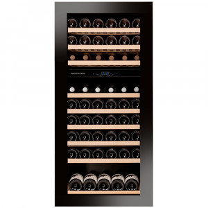 DUNAVOX Potpuno ugradna vinska vitrina DAVG-72.185DB.TO