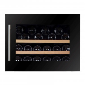 DUNAVOX Potpuno ugradna vinska vitrina DAVS-18.46B