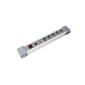 COMMEL produžni kabl 5 na 1 C380-106