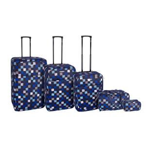 MARBELLA set kofera 3/1, putna torba i neseser 509.140.55