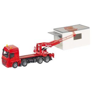 SIKU kamion za prevoz kontejnera 3544