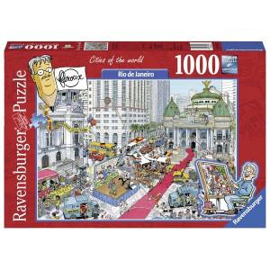 RAVENSBURGER Ravensburger puzzle (slagalice) -Rio de Janeiro RA19926