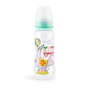 ELFI plastična flašica sa silikonskom cuclom 250ml – RK04 FOKA