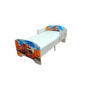 ARISTOM Dečiji krevet bez fioka 804 red track