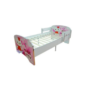 ARISTOM Dečiji krevet bez fioka 804 pink kitty
