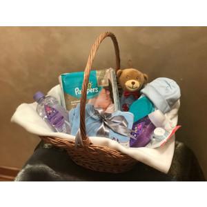 RI-JANA Poklon korpa Baby za decaka