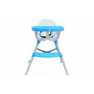 ARISTOM dečija stolica za hranjenje  611 lucky plava