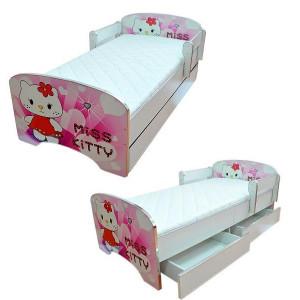 ARISTOM dečiji krevet sa fiokama 803 pink kitty