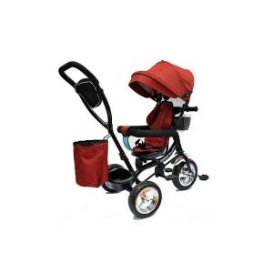 ARISTOM dečiji tricikl playtime model 416 STAR crvena