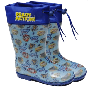 Dečje čizme Paw Patrol - svetlo plava PT61701