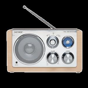 DENVER radio TR-64 Light wood