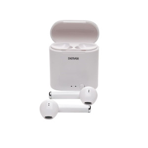 DENVER TWE-36MK2 Bluetooth slusalice bele 30502