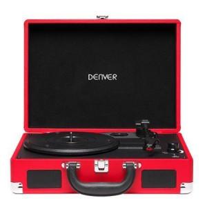 Denver gramofon VPL-118  crveni