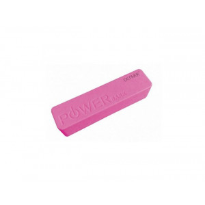 DENVER Power bank / eksterna baterija PBA-2600 Pink