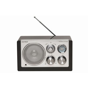 DENVER FM radio TR-61 CRNI
