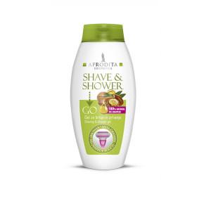 AFRODITA gel za brijanje i tuširanje 250ml
