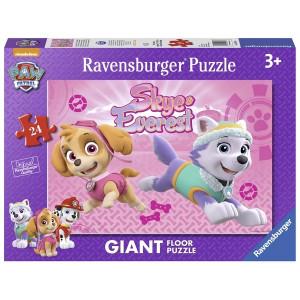 RAVENSBURGER puzzle (slagalice) - Paw Patrol u trku RA05498