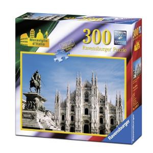 RAVENSBURGER puzzle (slagalice) - Milano duomo RA14015