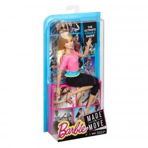 BARBIE instruktorka joge MADHL81