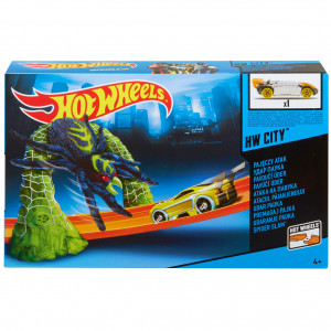 HOT WHEELS borba sa zlikovcima MAFNB05