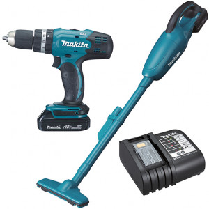 MAKITA Set LXT DLX2056SY1