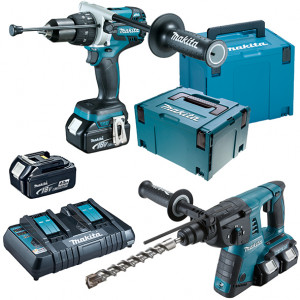 MAKITA Set LXT DLX2097PMJ