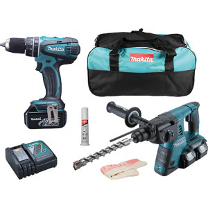 MAKITA Set alata DLX2137M