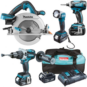 MAKITA Set alata DLX4043PM