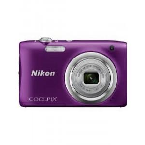 NIKON coolpix fotoaparat Dig A100 f.a. ljubičasti 81194