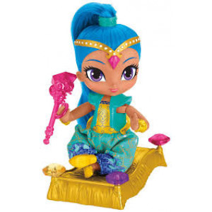SHIMMER AND SHINE LETECI TEPIH fhn30 **K