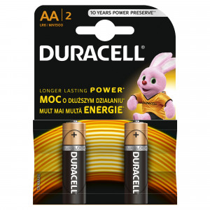 DURACELL baterije basic AA 2kom 508127