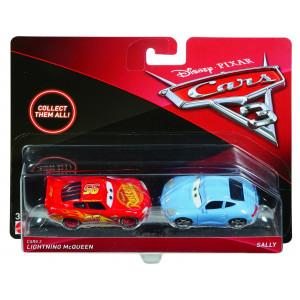 CARS 3 osnovni autići 2 u 1 MADXV99