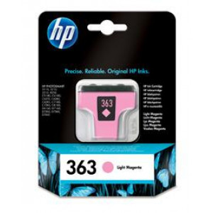 HP No.363 Light Magenta Ink Cartridge Photo Smart 8250/3210/3310 C8775EE