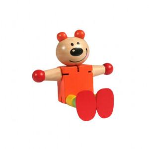 PINO Fleksi igračka Životinjice (meda) 8125