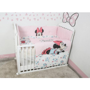 Bebi posteljina Minnie Mouse 2512