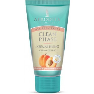 AFRODITA peeling za sve vrste kože CLEAN PHASE 75ml
