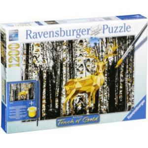 RAVENSBURGER Ravensburger puzzle (slagalice) - Jelen u šumi RA19936