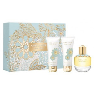 SET Elie Saab GIRL OF NOW 50 ML EDP + BL/SG 75 ML