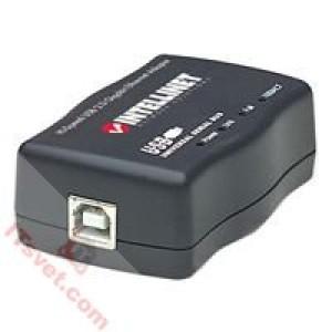 INTELLINET Hi-Speed USB2.0 Gigabit Ethernet Adapter 505932