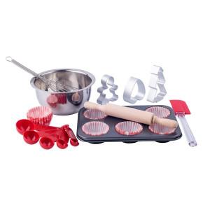 WOODY Veliki kuhinjski set 91878