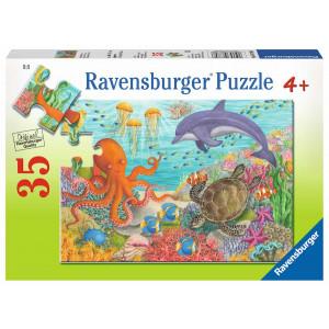 RAVENSBURGER puzzle (slagalice) - okeanski prijatelji RA08780RAVENSBURGER puzzle (slagalice) - okeanski prijatelji RA08780