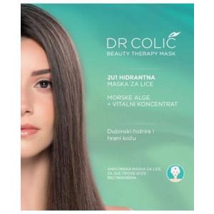 Dr Colić maska za lice 2u1 hidrantna