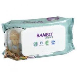 BAMBO vlažne maramice, 80kom
