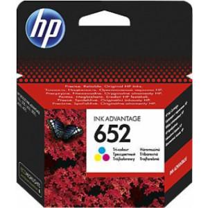 HP 652 kertridž u boji(trobojni) F6V24AE