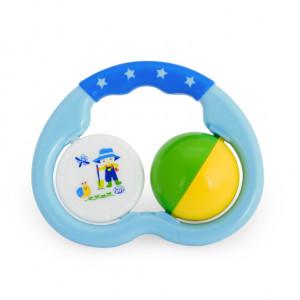 ELFI zvečka sa lopticom RK50 plava