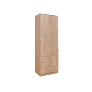 MATIS Garderober FORTUNA SOFT F75 - Hrast 304512