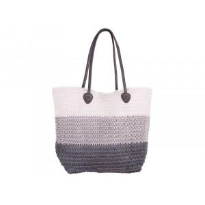 PULSE torba za plažu mallorca gray 121118